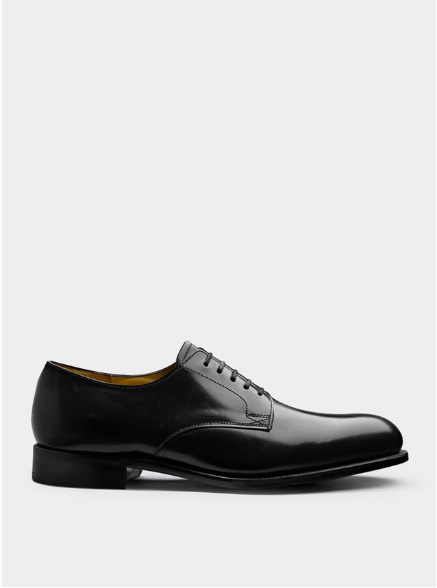 Black Roseberry Shoes