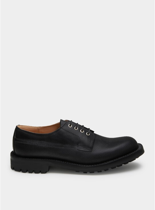 Black Victor Shoes