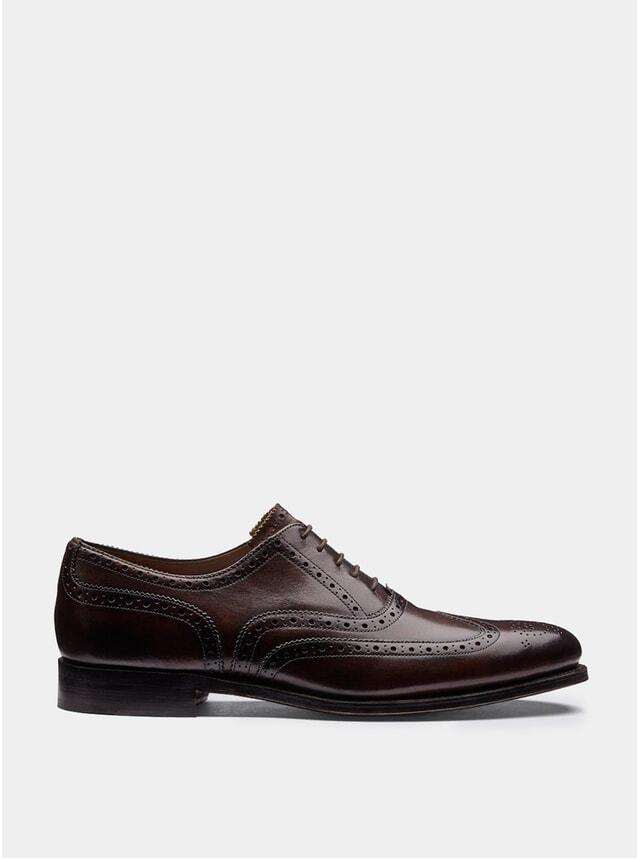 Dark Brown Dylan Shoes