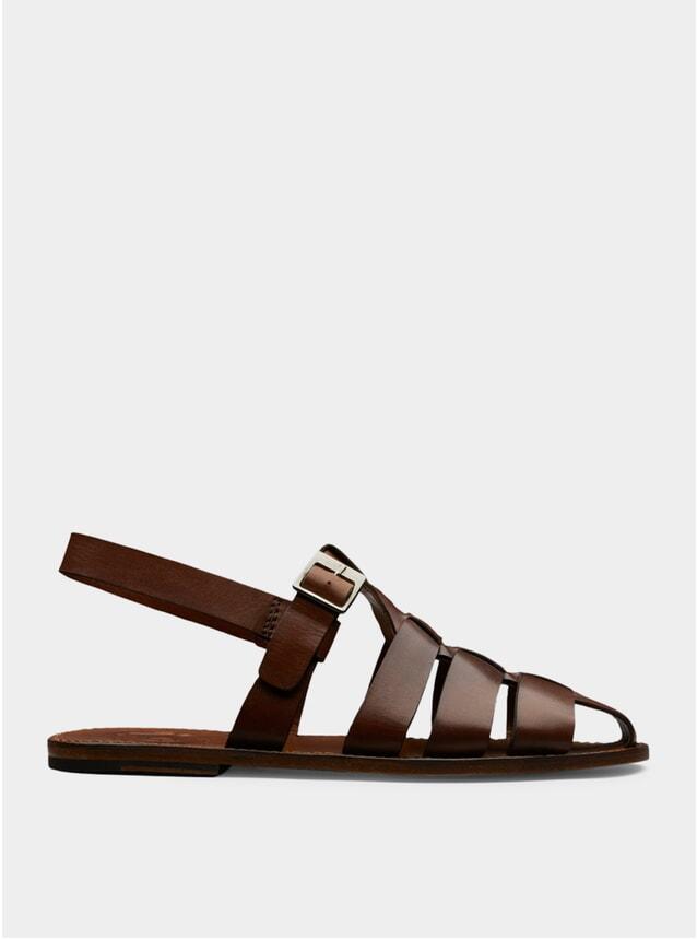 Tan Quincy Sandals