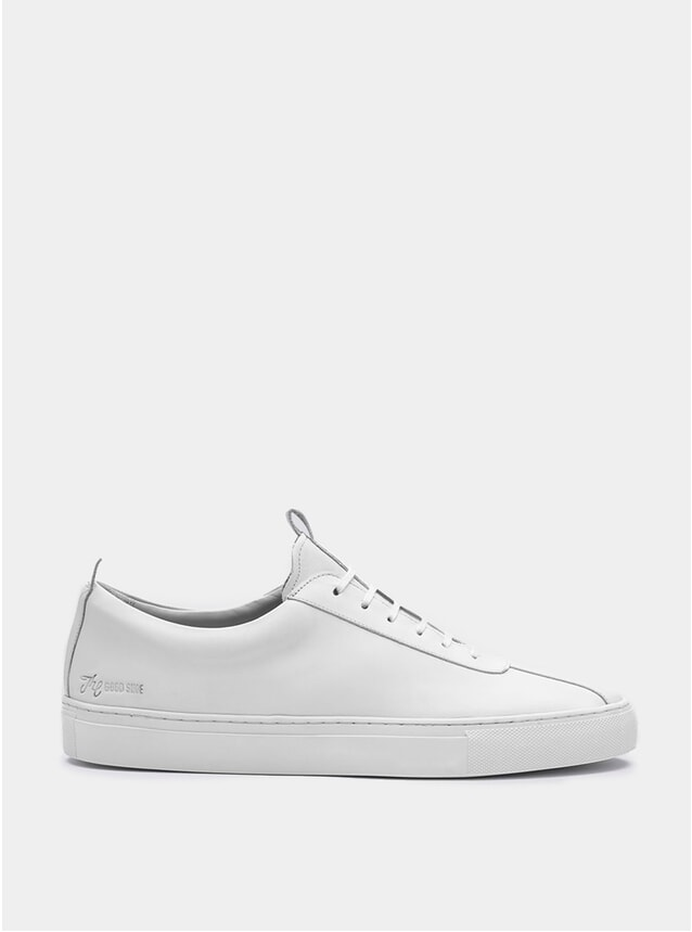 White Calf 1 Sneakers