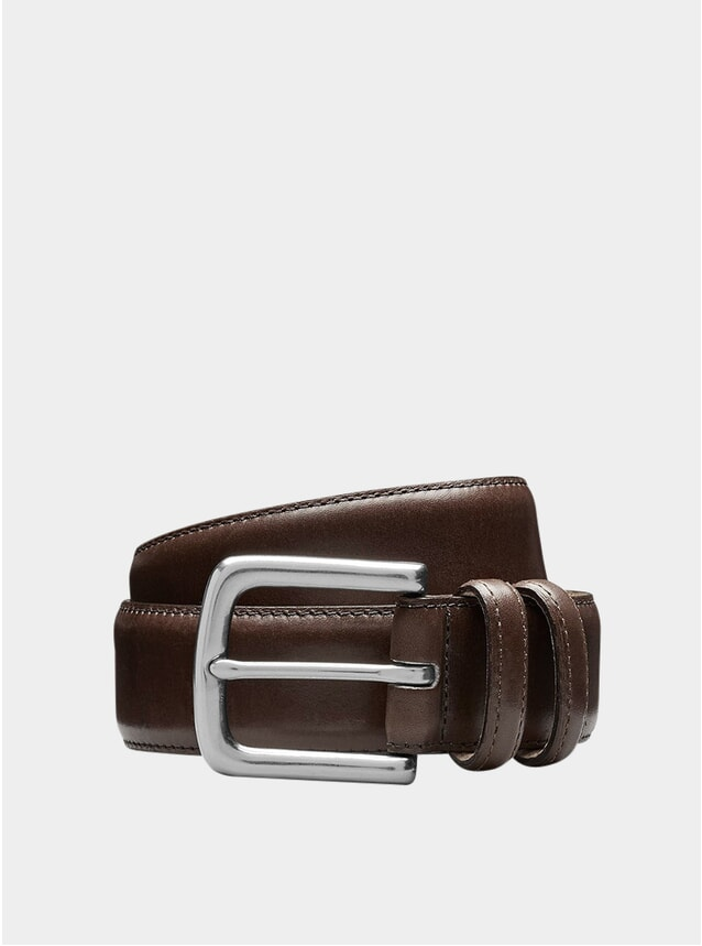 New Oak Casual Belt