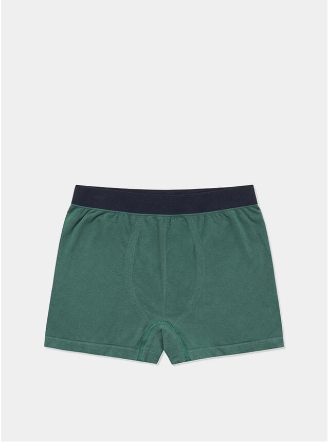Elm Green Tubular Trunks
