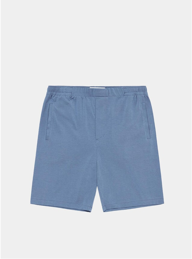 Mineral Blue Timeout Shorts