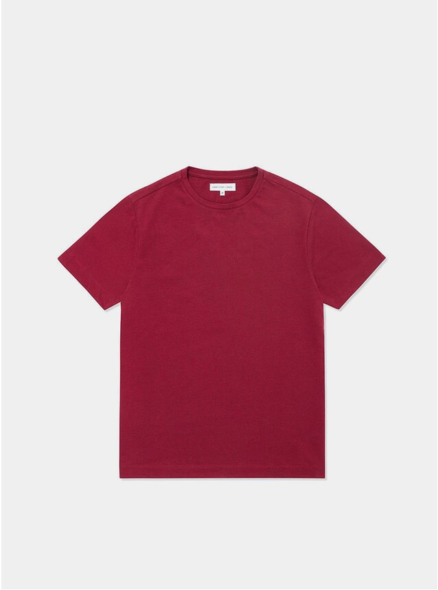 Red Stripe Relax T Shirt