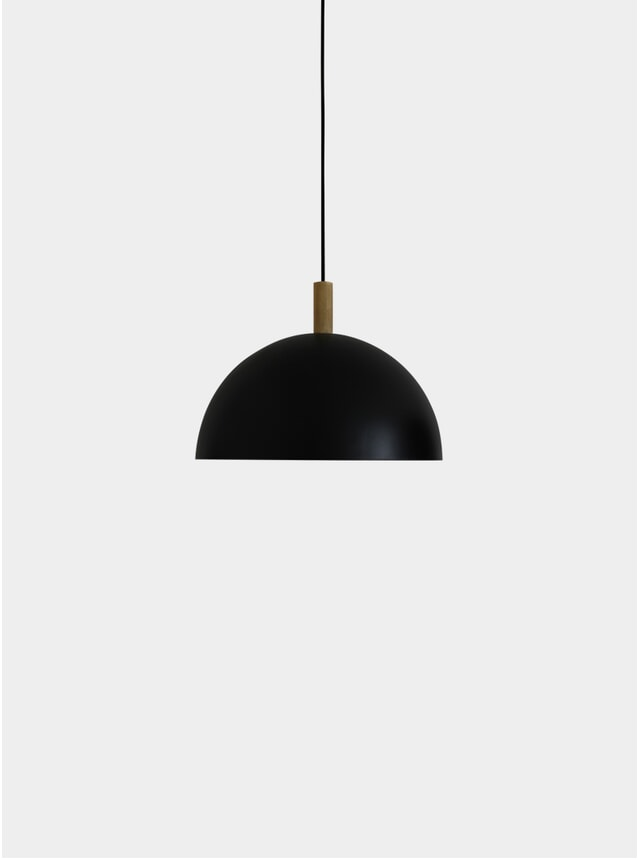 Black / Brass Ø40 Studio Pendant