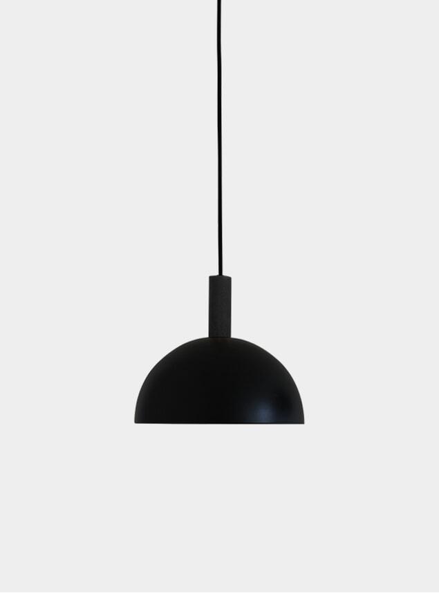 Black Ø25 Studio Pendant