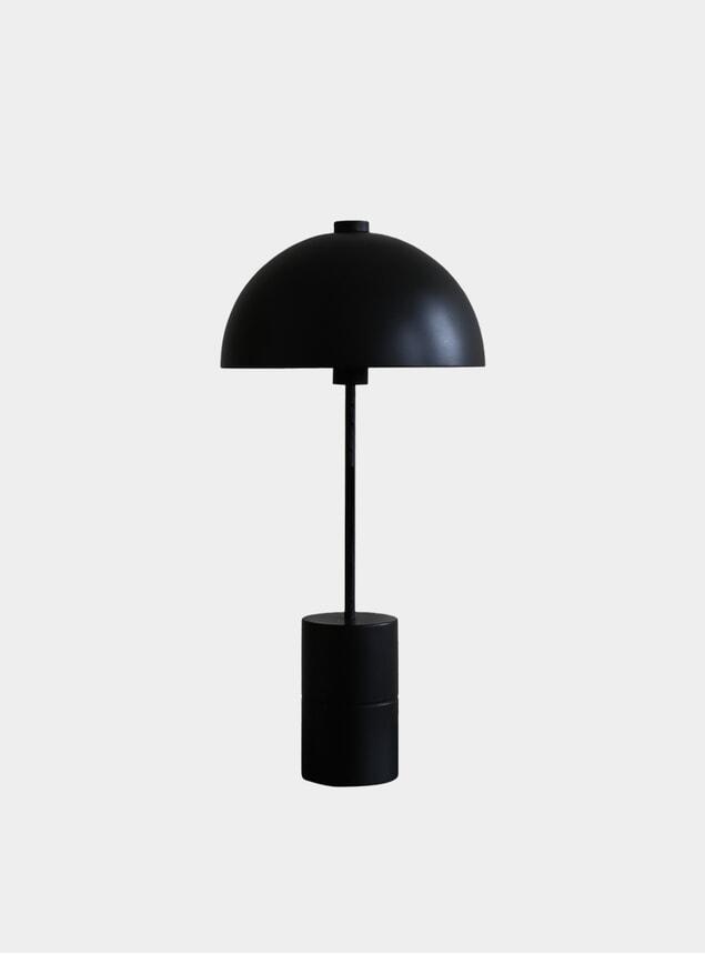 Black Studio Table Lamp