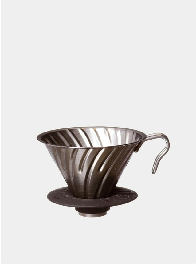 Stainless Steel V60 Coffee Dripper
