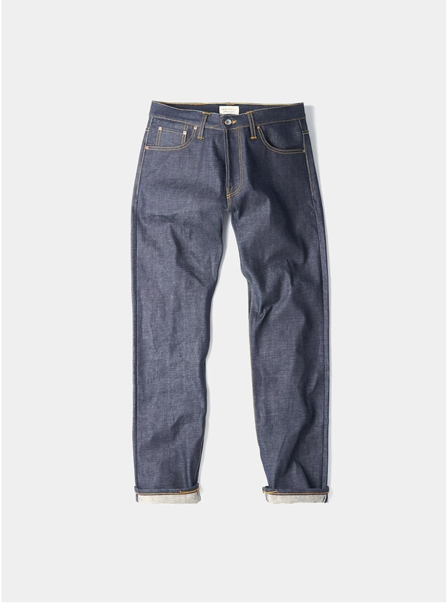 14oz Loose Tapered Japanese Selvedge Jeans