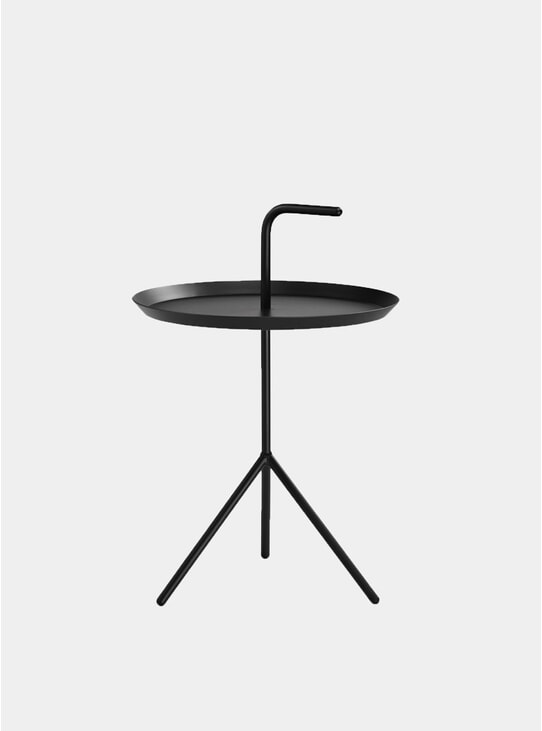 Black DLM XL Side Table
