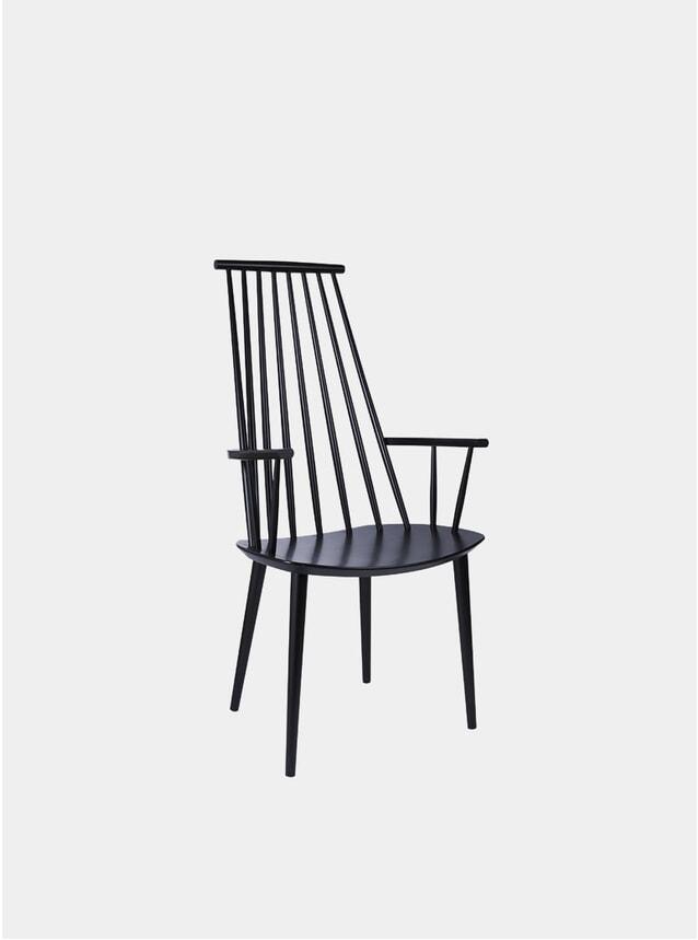 Black J110 Chair