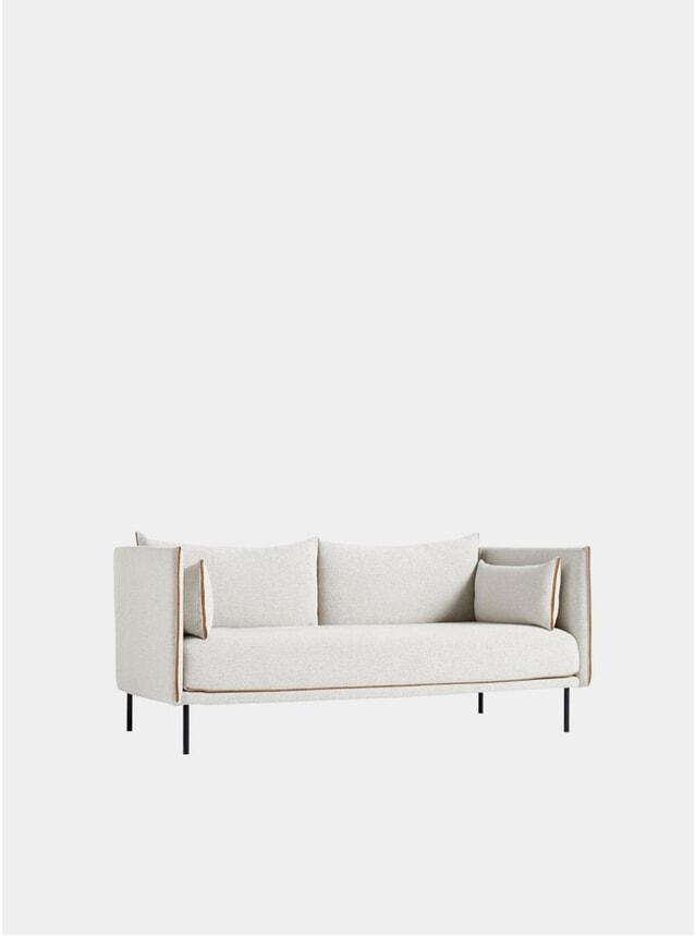 Coda 100 Two Seater Silhouette Sofa