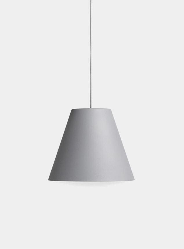 Grey Sinker Pendant Light