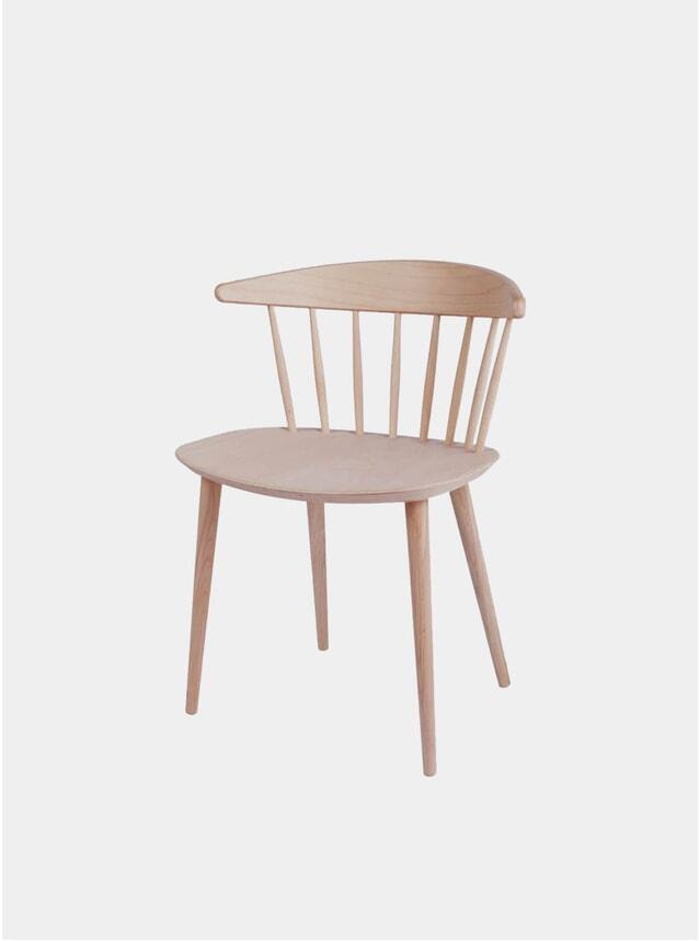 Natural Beech J104 Dining Chair
