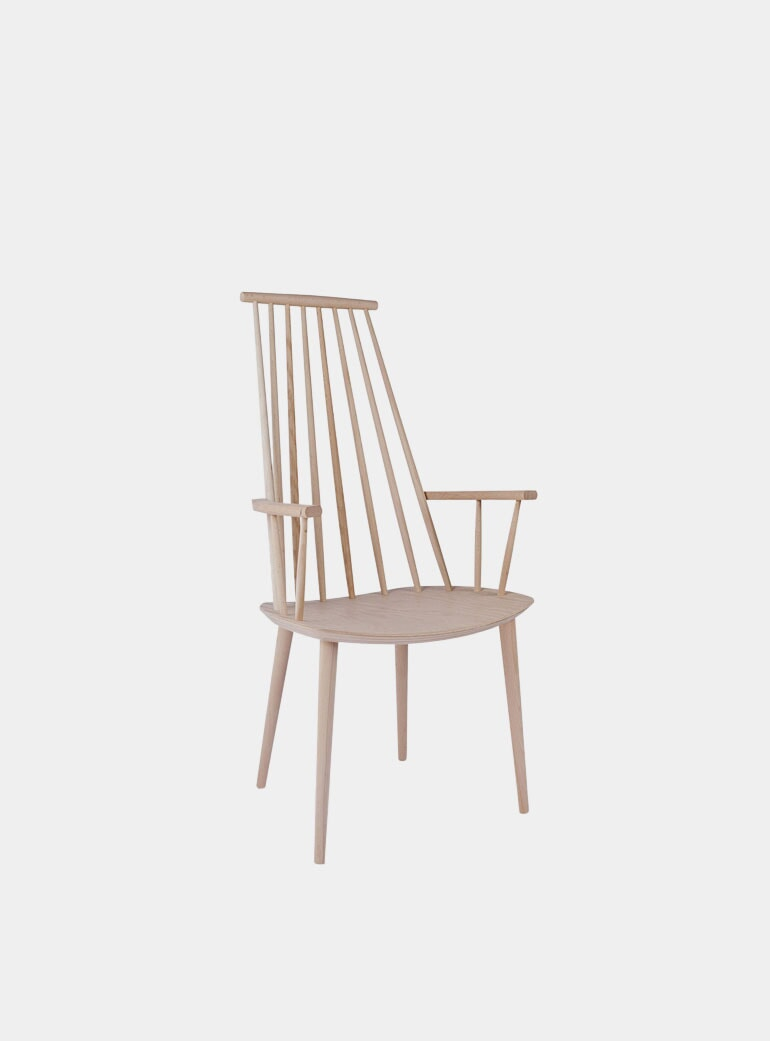 Fabulous Natural J110 Chair Dailytribune Chair Design For Home Dailytribuneorg