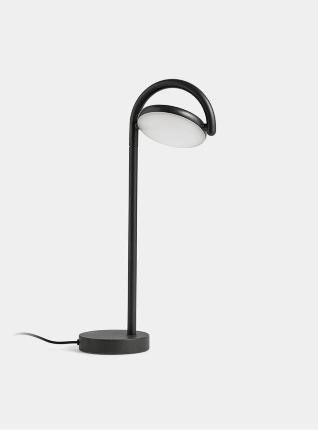 Soft Black Marselis Table Lamp