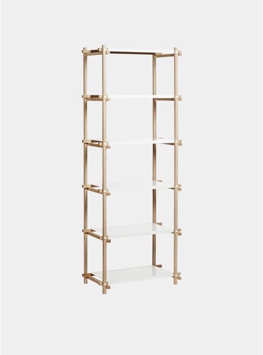 Woody Shelves