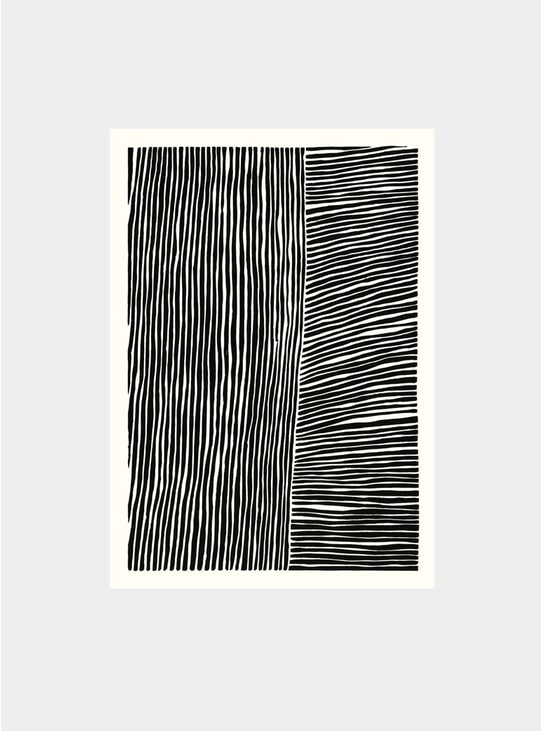 The Line Collection No.3 Print
