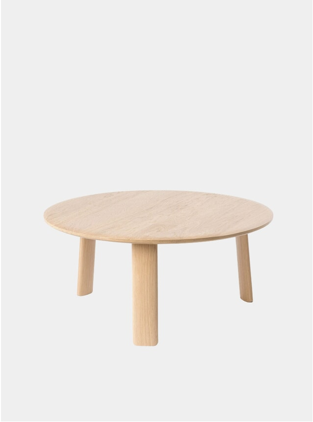 Pale Ash Large Alle Coffee Table