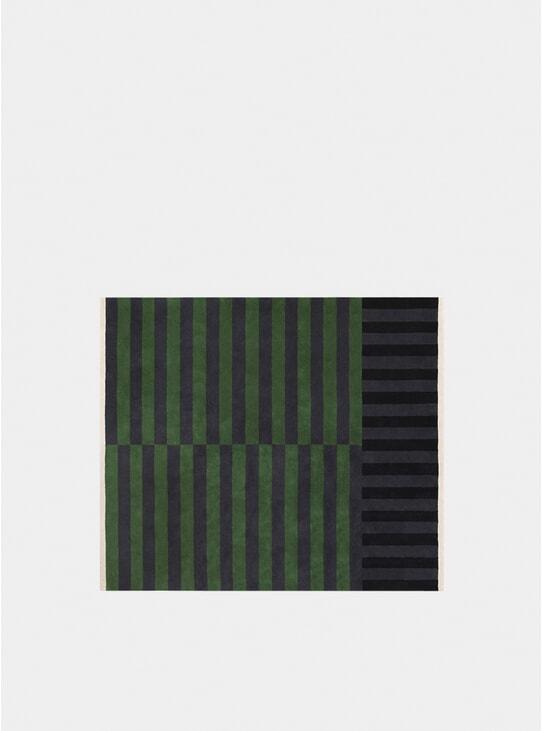 Verdure Large Stripe Rug