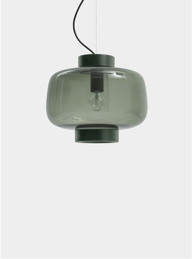 Anthracite Dusk Large Lamp