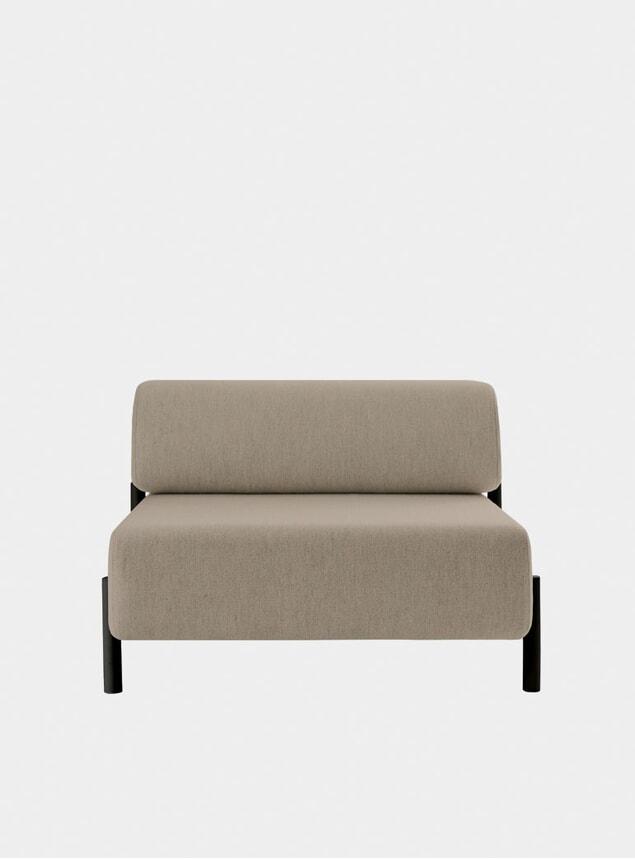 Beige Palo Single Seater