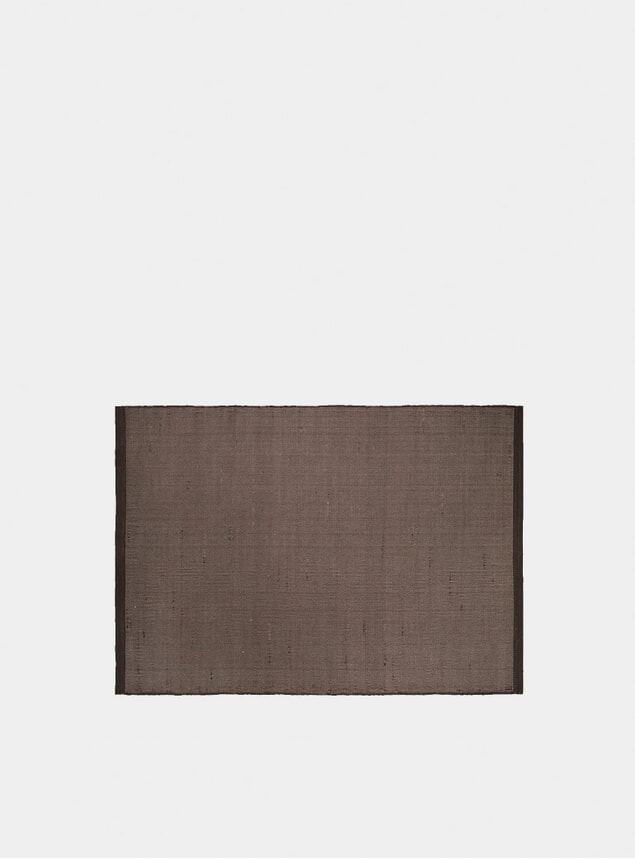 Brown Medium Dune Rug