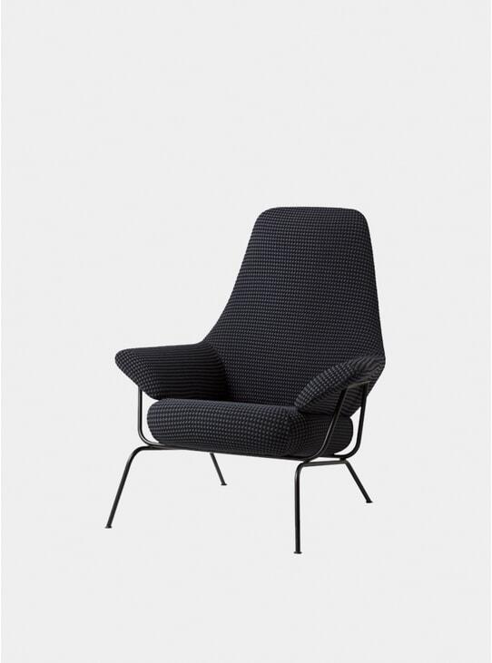 Charcoal Mosaic Hai Chair