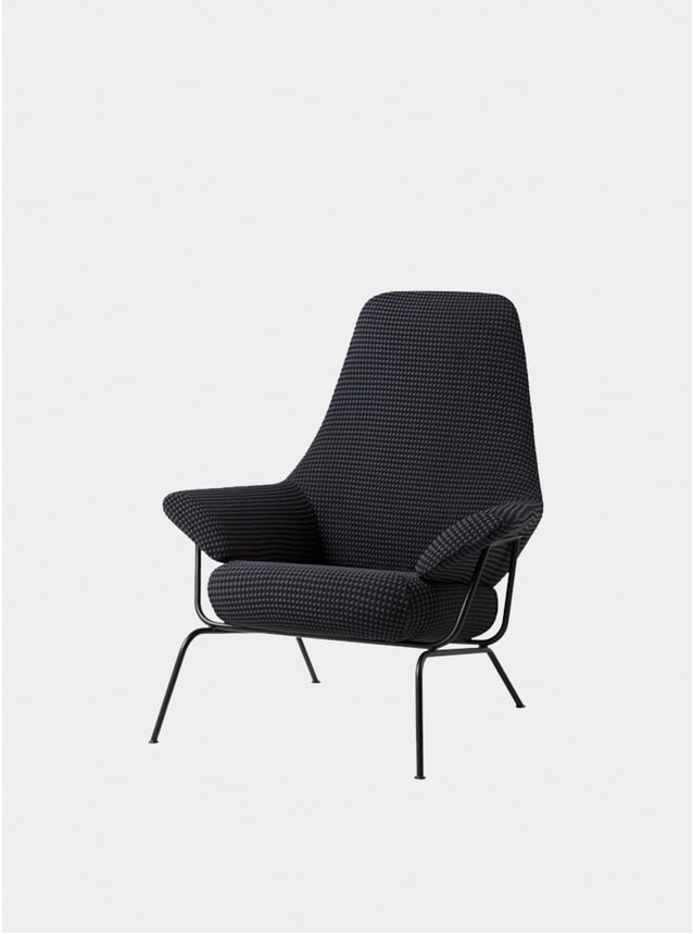 Charcoal Mosaic Hai Chair