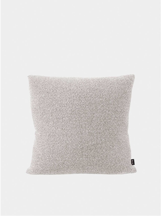 Grey Melange Medium Cushion