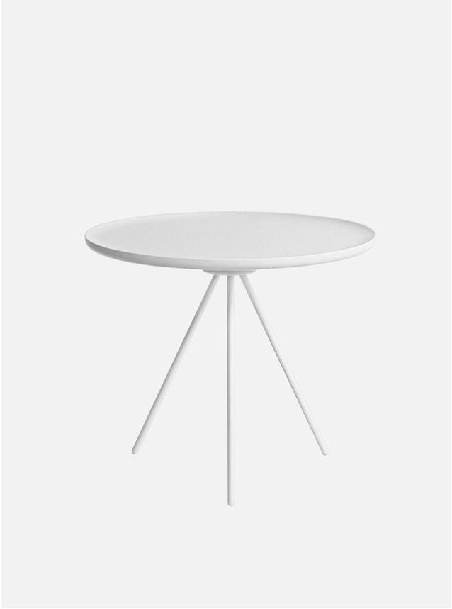 White Key Coffee Table