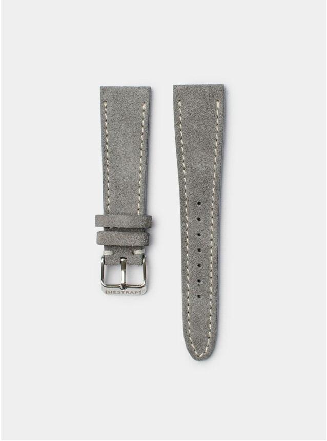 Grey Suede Tyson Watch Strap
