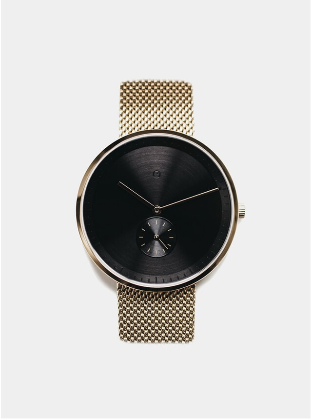 Bellevue Mesh Watch