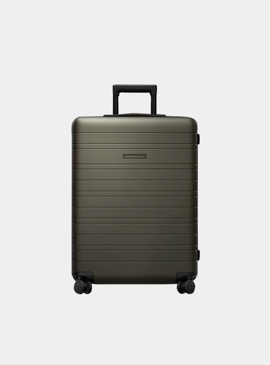Dark Olive / Hard Shell H6 Check-In Suitcase