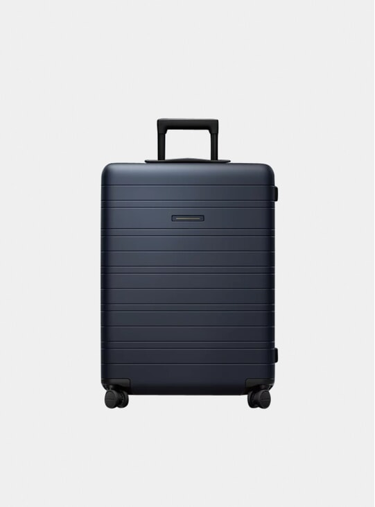 Night Blue / Hard Shell H5 Check-In Suitcase