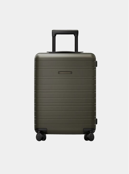 Dark Olive / Hard Shell H5 Suitcase