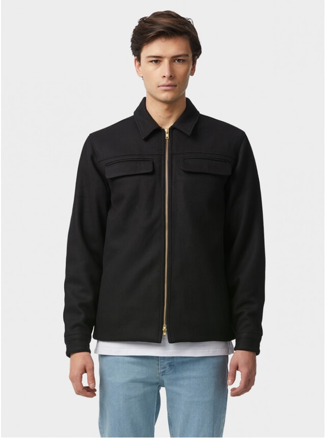 Black Archie Jacket