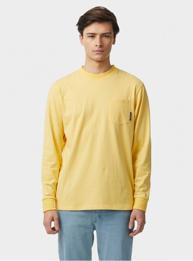 Lemon Long Sleeve Tee