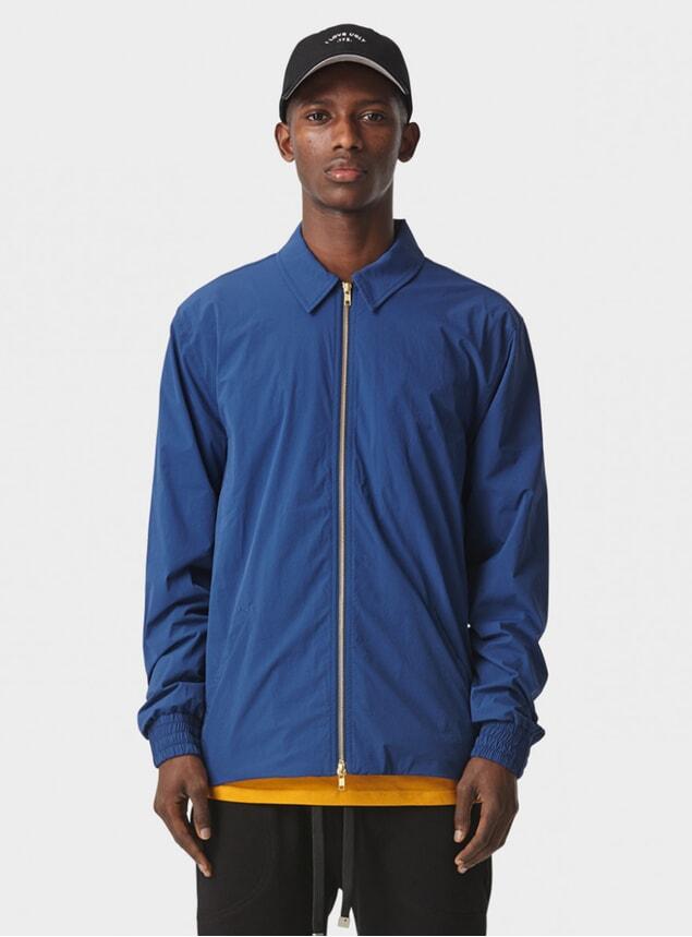 Steel Blue Rocco Jacket