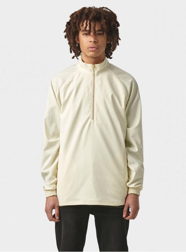 Vanilla Track Pullover