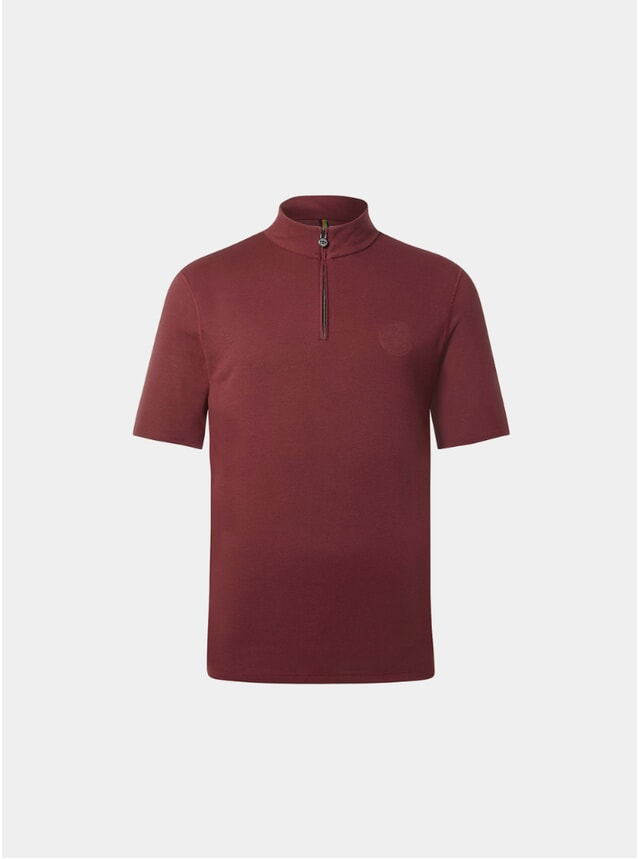 Maple Sidmouth Half Zip Top