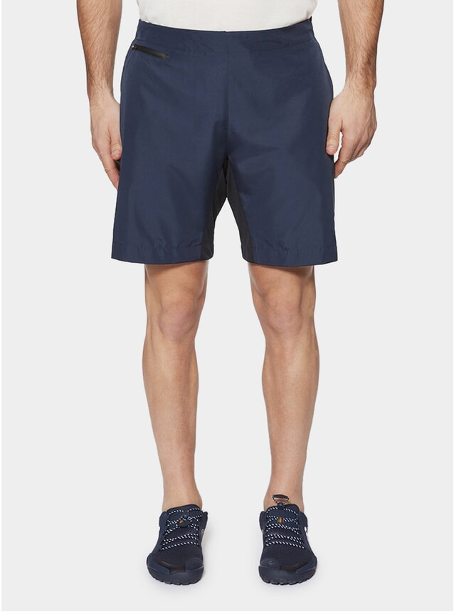 "Marine Blue 8"" Brighton Shorts"