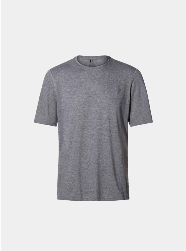 Pebble Grey Cambrian Drirelease T Shirt