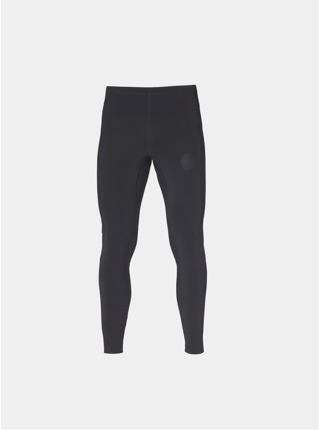 Skate Grey Windsor II Running Tights