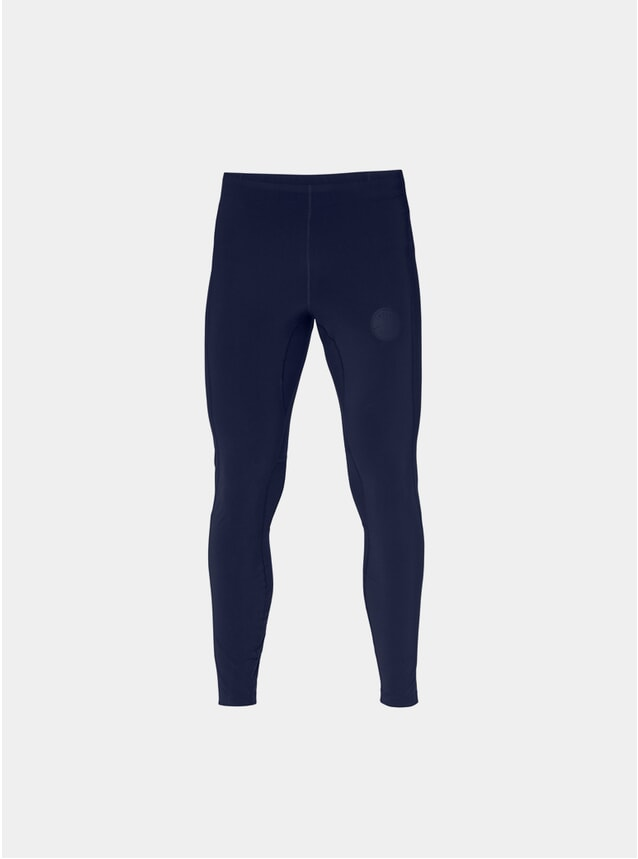 Sky Blue Windsor II Running Tights