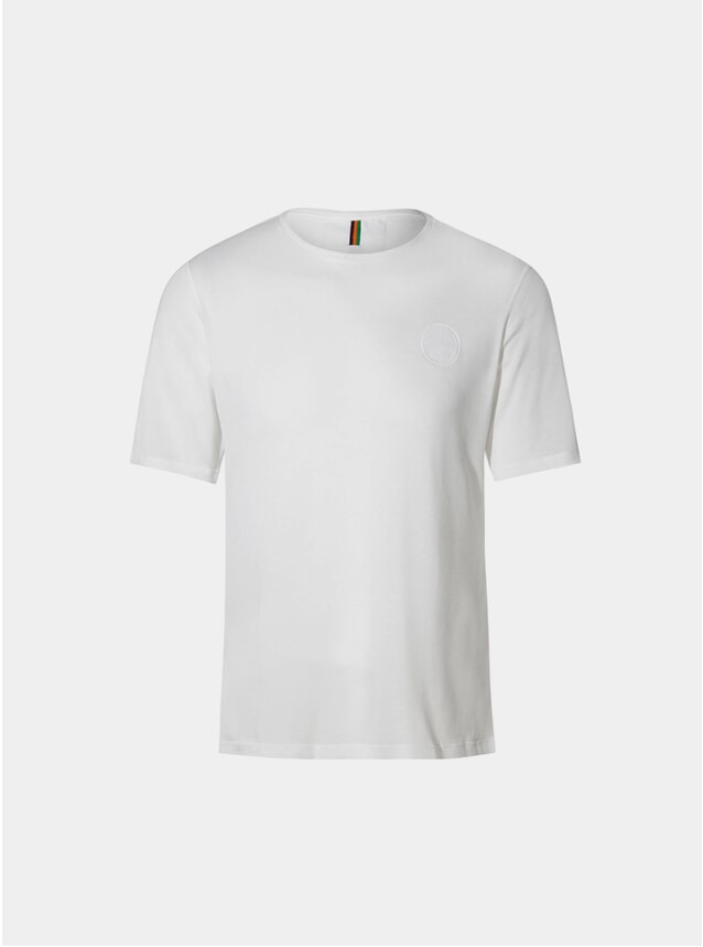 Track White Cambrian Drirelease T Shirt