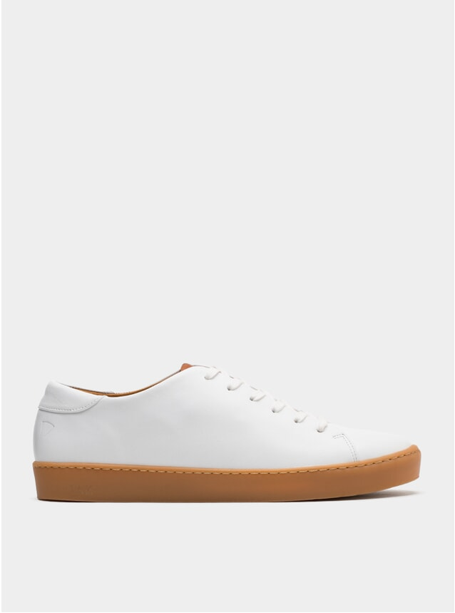 White Legacy Sneakers