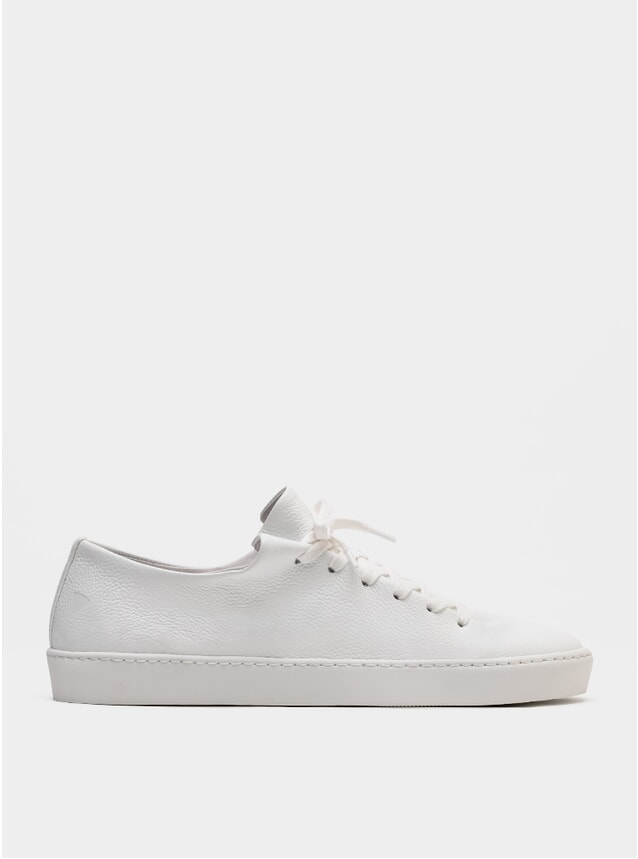 Atom All White Sneakers