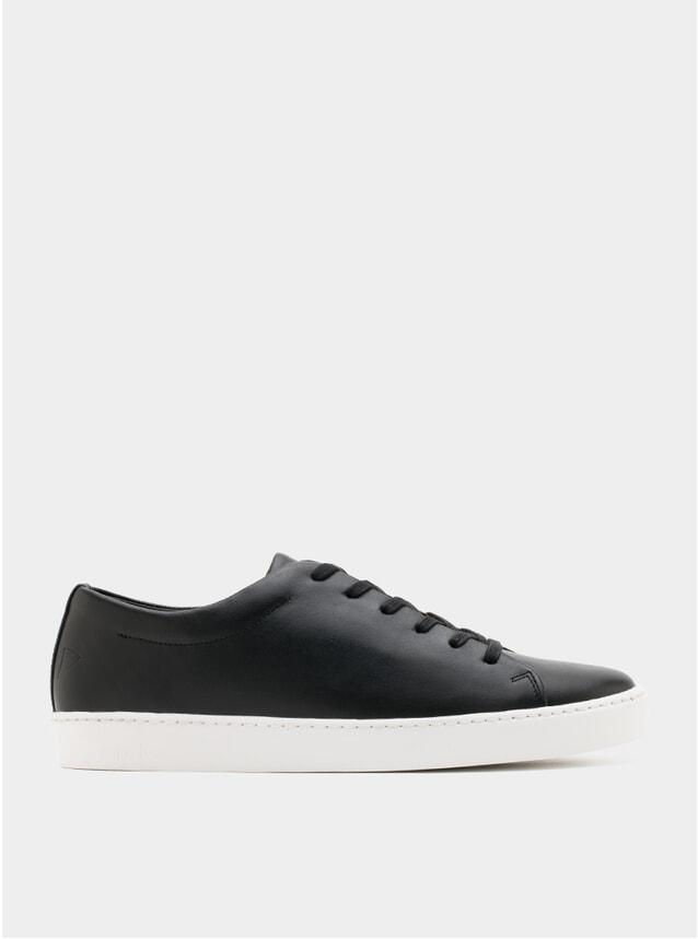 Royal Black Sneakers